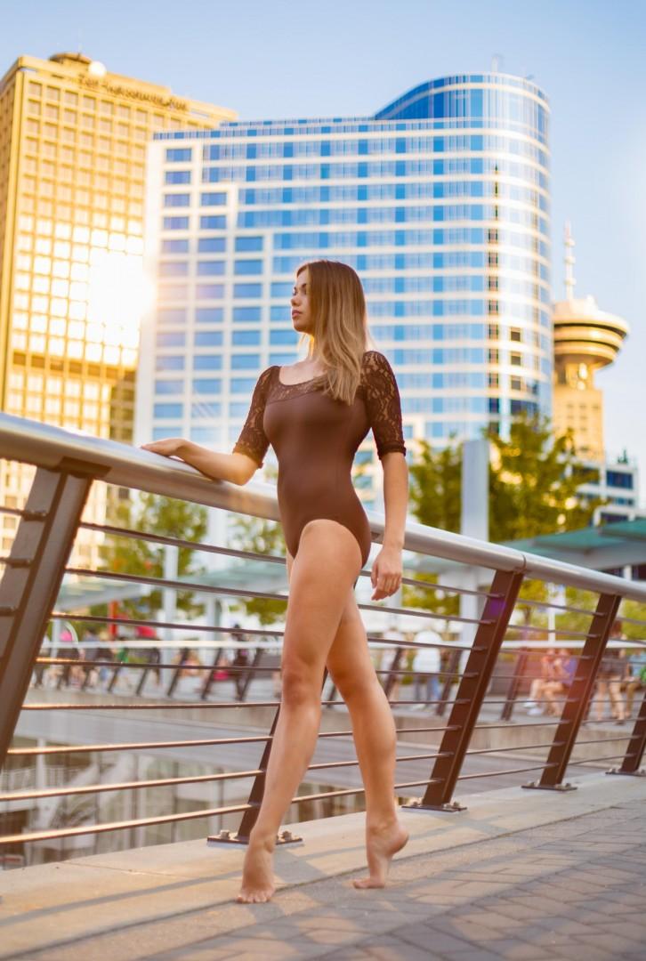 Ballerina: Amanda Gillies<br /> Location: Vancouver