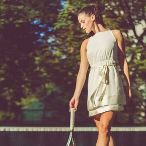 Ballet Tennis Fashion