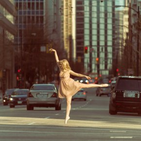 Dancing in Traffic