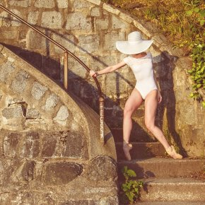 Ballet on the Stairs