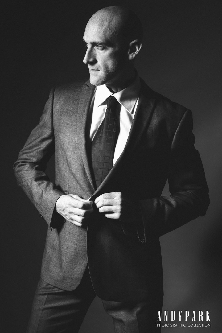 A suited and booted shoot recently