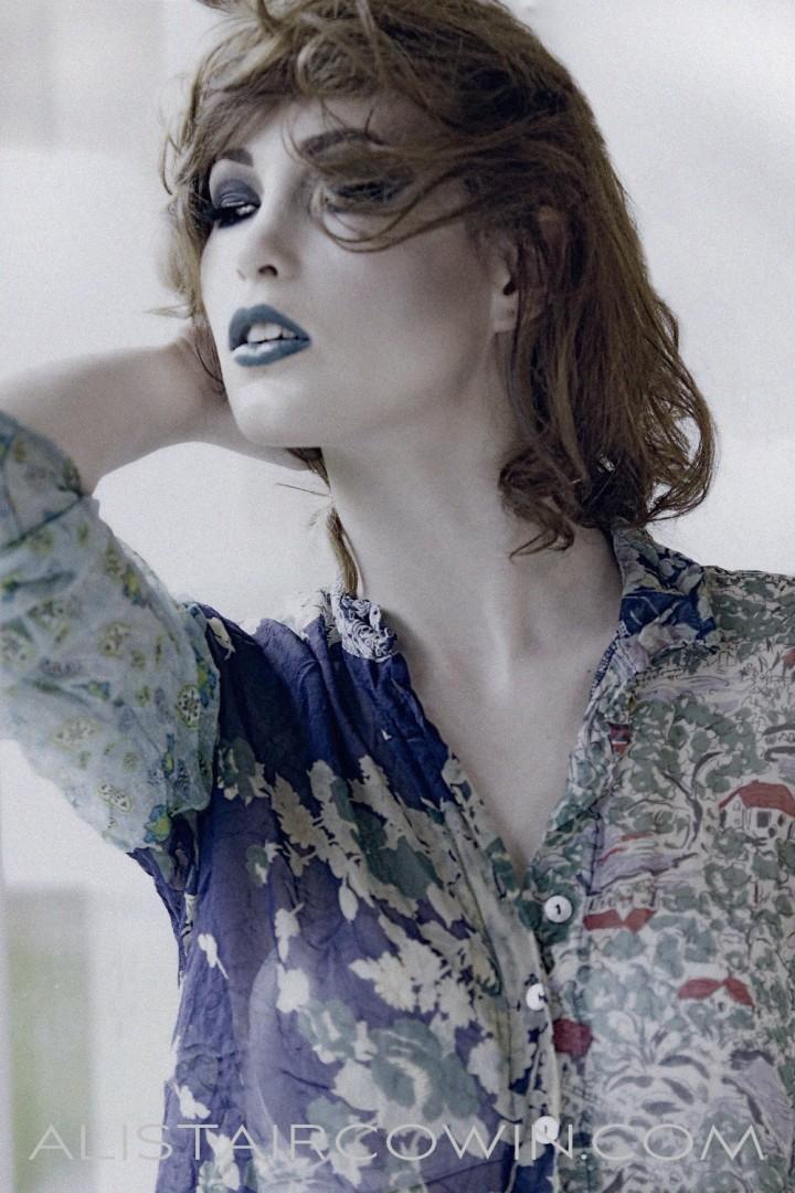 Photographs taken in Studio for Alistair Cowin's 'Beauty Book -2015'