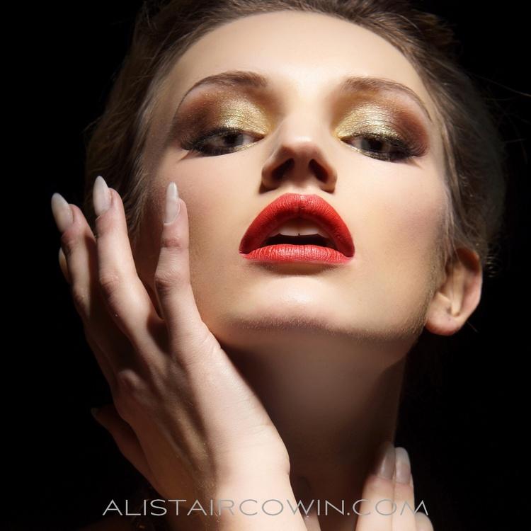 Beauty image shot for model's Portfolio