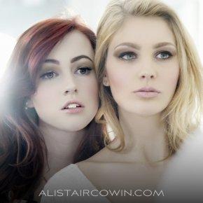 Ashley-Louise and Amalia