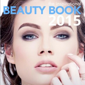Beauty Book 2015 front cover