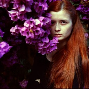 a portrait by Riccardo Koseki Sirica