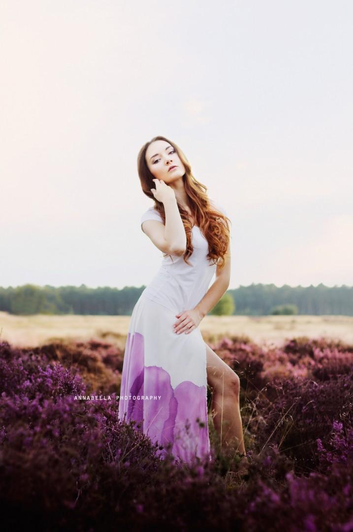 Photographer: Annabella Photography<br /> Skirt Designer: Emily Magone