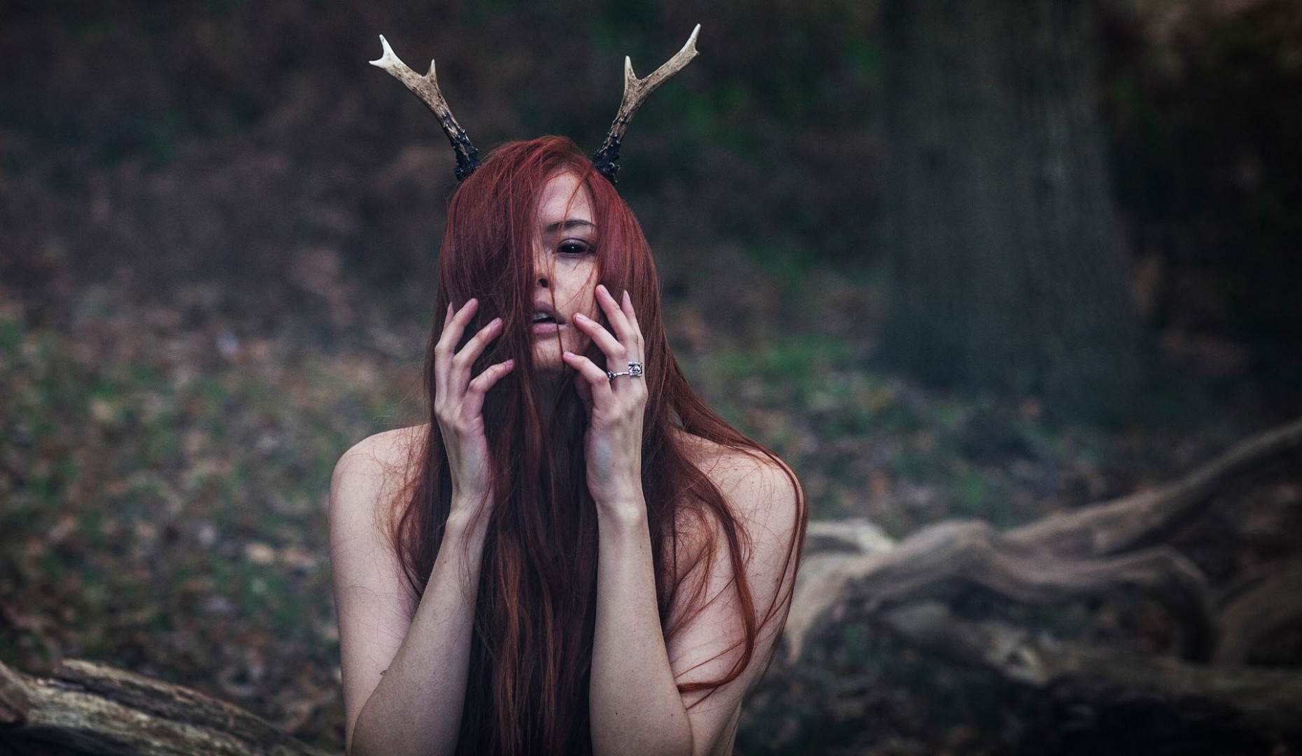 Model - Nina Sever<br /> Horns - Hysteria Machine<br /> Photography - Raluca S Photography