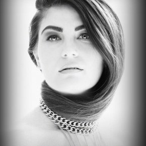 Carly black and white