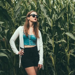Rhiane Hacker Fashion Shoot.