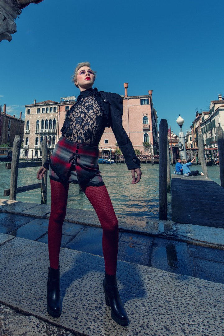 Photographer, stylist &amp; retouch - Conrad Webb<br />