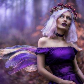 Deadly Nightshade Fairy