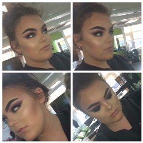 Occasional makeup