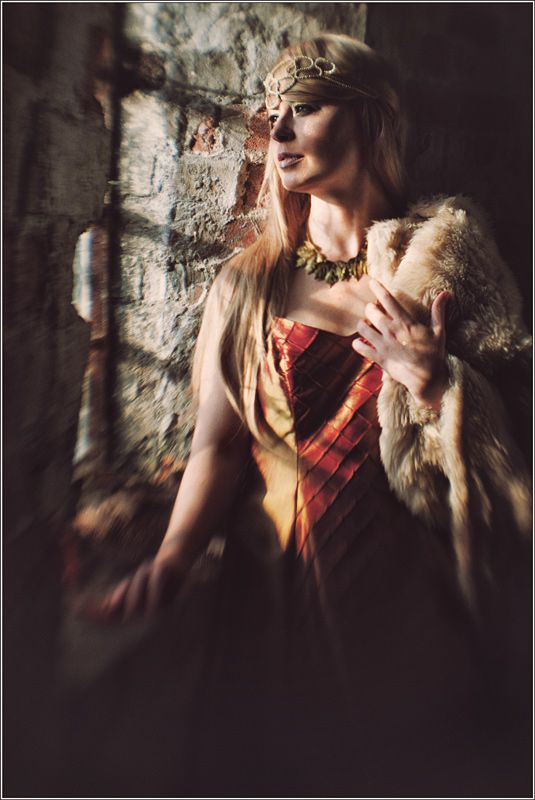 model: Oryx<br /> MUA: Sara Szpak
