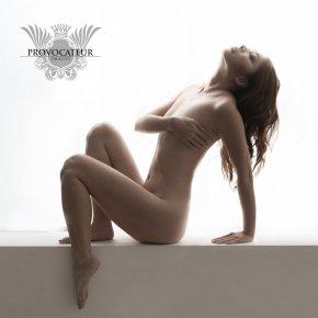 Nude In The Window