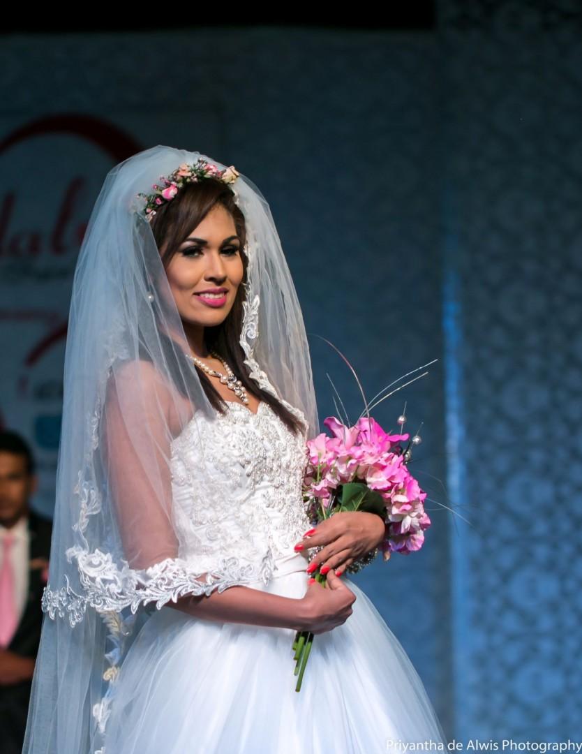 photo was taken at Bridal Fair 2016, Colombo, Sri Lanka